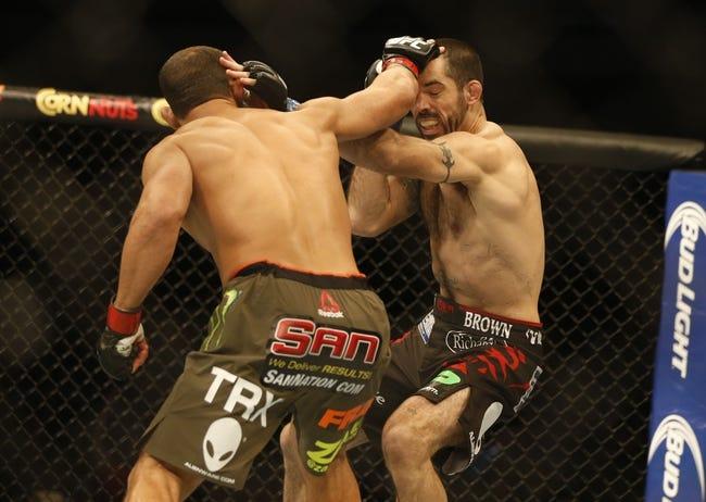 Johny Hendricks vs. Stephen Thompson UFC Pick, Preview, Odds, Prediction - 2/6/16