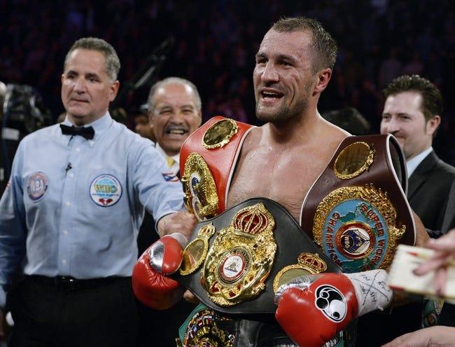 Sergey Kovalev vs. Nadjib Mohammedi Boxing Preview, Pick, Odds, Prediction - 7/25/15