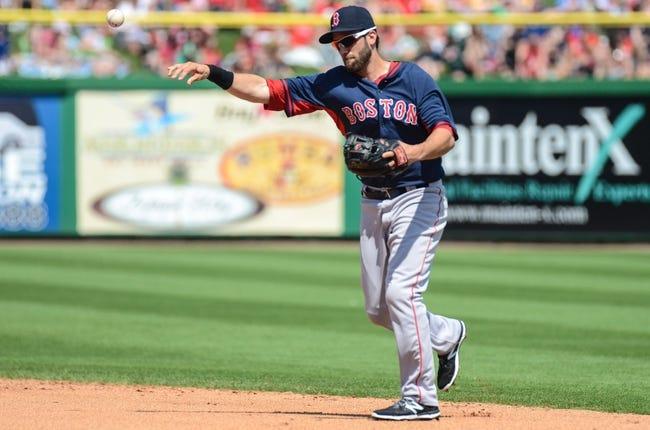 Philadelphia Phillies vs. Boston Red Sox - 4/6/15 MLB Pick, Odds, and Prediction
