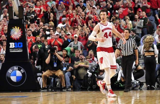 2015 NBA Mock Draft: Miami Heat Select Frank Kaminsky
