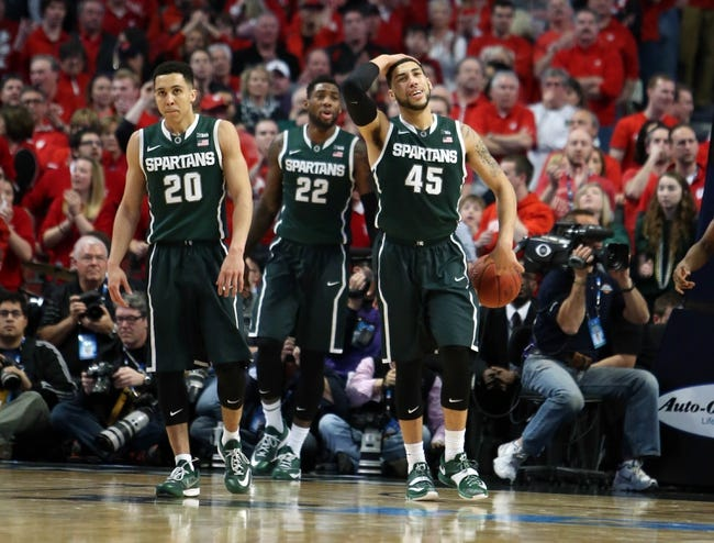 Michigan State vs. Georgia NCAA Tournament - 3/20/15 College Basketball Pick, Odds, and Prediction