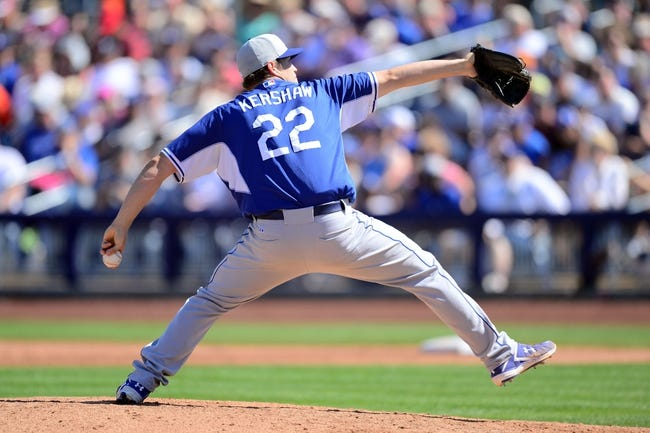 Fantasy Baseball Draft 2015: Top 10 Starting Pitchers (SP)
