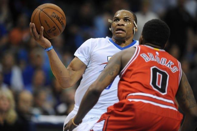Chicago Bulls vs. Oklahoma City Thunder - 11/5/15 NBA Pick, Odds, and Prediction