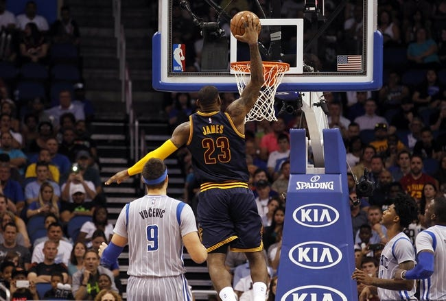 Cavaliers vs. Magic - 11/23/15 NBA Pick, Odds, and Prediction
