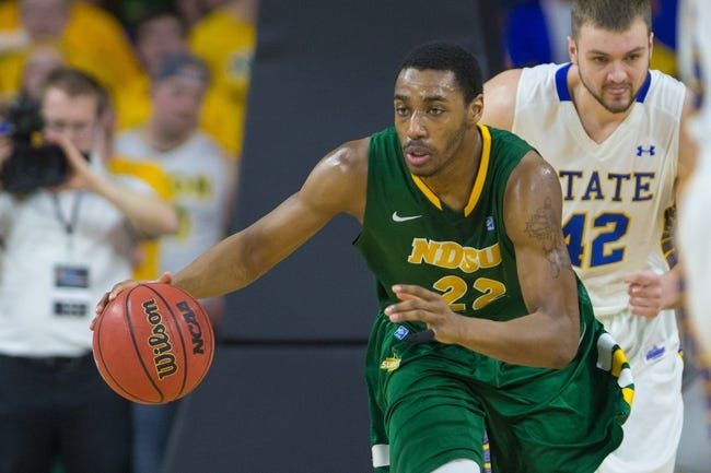 North Dakota State vs. Western Illinois - 2/17/16 College Basketball Pick, Odds, and Prediction