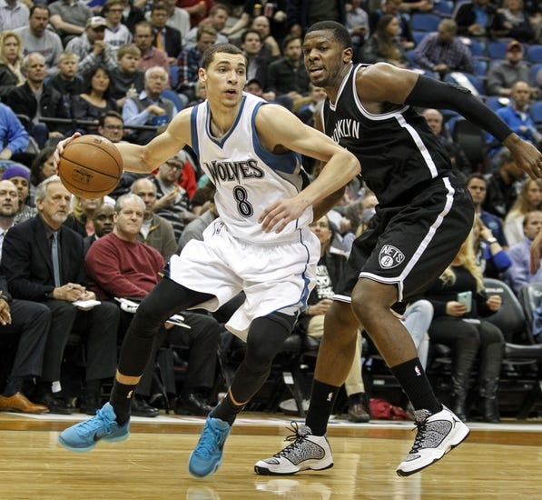 Brooklyn Nets vs. Minnesota Timberwolves - 12/20/15 NBA Pick, Odds, and Prediction