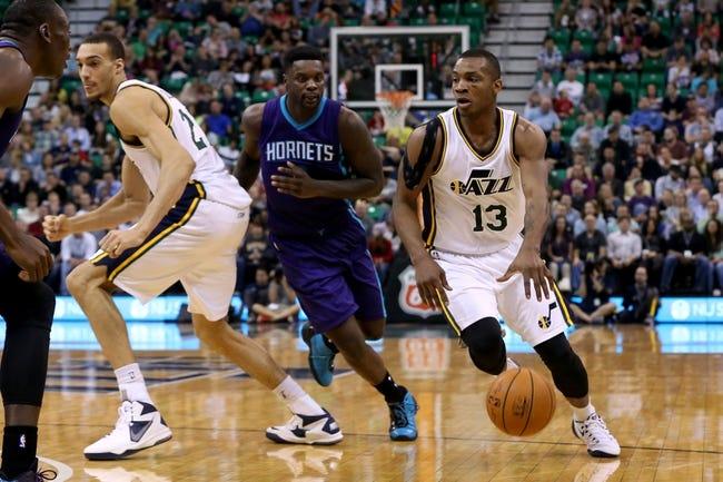 Hornets vs. Jazz - 1/18/16 NBA Pick, Odds, and Prediction