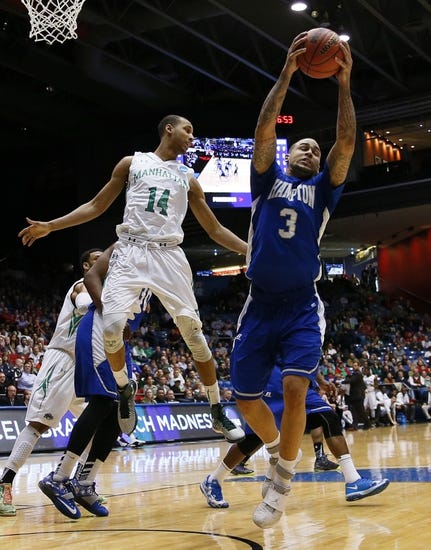 Saint Peter's Peacocks vs. Manhattan Jaspers - 1/24/16 College Basketball Pick, Odds, and Prediction