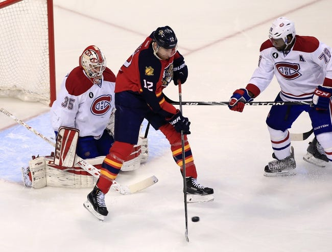 Montreal Canadiens vs. Florida Panthers - 3/28/15 NHL Pick, Odds, and Prediction