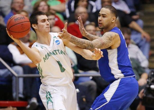 Manhattan Jaspers vs. Iona Gaels - 2/26/16 College Basketball Pick, Odds, and Prediction