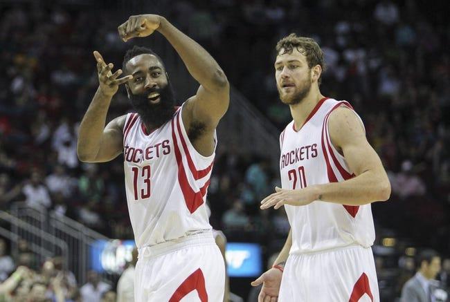 Houston Rockets vs. Orlando Magic - 11/4/15 NBA Pick, Odds, and Prediction