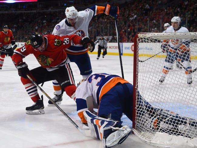 Blackhawks at Islanders - 10/9/15 NHL Pick, Odds, and Prediction