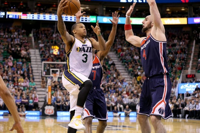 Wizards vs. Jazz - 2/18/16 NBA Pick, Odds, and Prediction