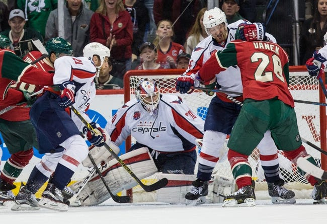 Minnesota Wild vs. Washington Capitals - 2/11/16 NHL Pick, Odds, and Prediction