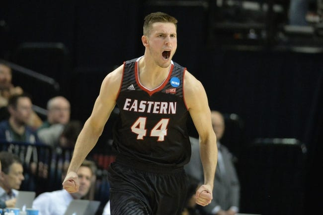 Eastern Washington Eagles vs. Northern Arizona Lumberjacks - 1/16/16 College Basketball Pick, Odds, and Prediction