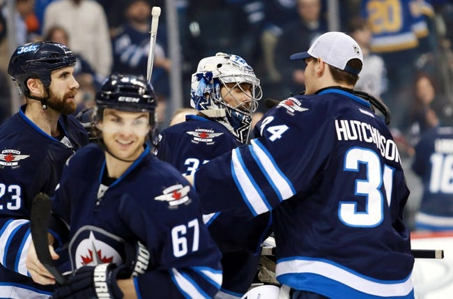 St. Louis Blues vs. Winnipeg Jets - 4/7/15 NHL Pick, Odds, and Prediction