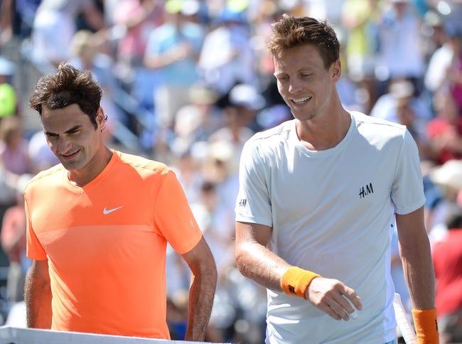 Roger Federer vs. Tomas Berdych 2015 ATP World Tour Finals Pick, Odds, Prediction