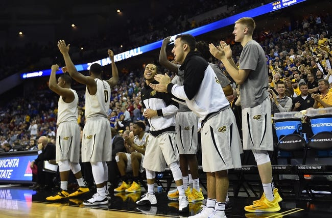 Wichita State Shockers vs. Kansas Jayhawks NCAA Tournament - 3/22/15 College Basketball Pick, Odds, and Prediction