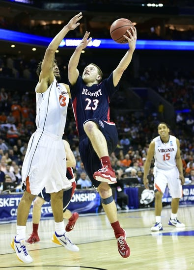 Belmont Bruins vs. Tennessee Tech Golden Eagles - 2/20/16 College Basketball Pick, Odds, and Prediction