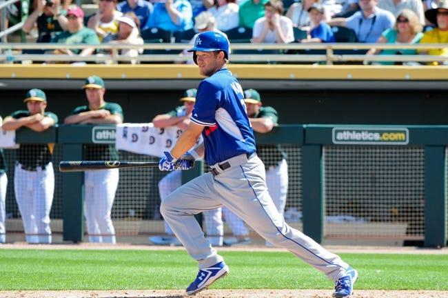 Dodgers vs. Athletics - 7/28/15 MLB Pick, Odds, and Prediction