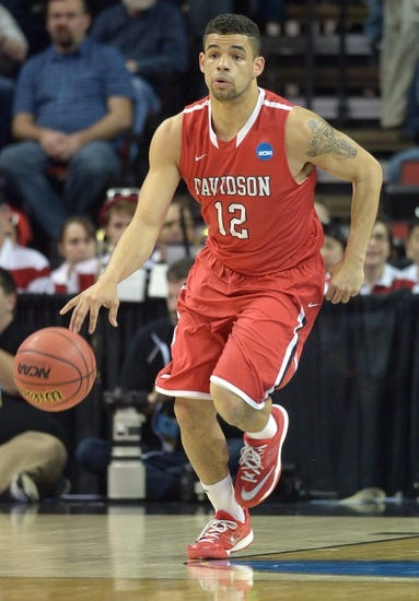 Davidson vs. UCF - 11/14/15 College Basketball Pick, Odds, and Prediction