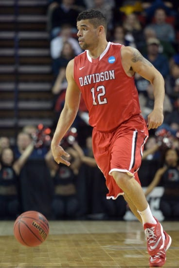 Davidson Wildcats vs. Western Carolina Catamounts - 12/12/15 College Basketball Pick, Odds, and Prediction