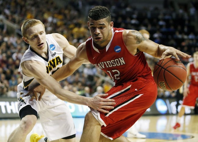 Davidson vs. Morehead State - 12/23/15 College Basketball Pick, Odds, and Prediction