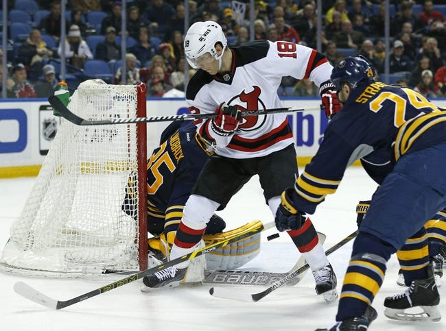 Buffalo Sabres vs. New Jersey Devils - 12/15/15 NHL Pick, Odds, and Prediction