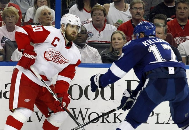 Red Wings vs. Lightning - 3/28/15 NHL Pick, Odds, and Prediction