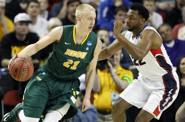 Idaho State vs. North Dakota State - 12/21/15 College Basketball Pick, Odds, and Prediction