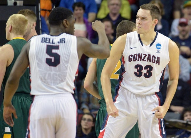 Gonzaga vs. Iowa - 3/22/15 NCAA Tournament College Basketball Pick, Odds, and Prediction