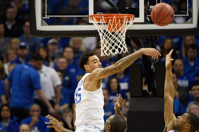 Kentucky vs. West Virginia - 3/26/15 NCAA Tournament College Basketball Pick, Odds, and Prediction