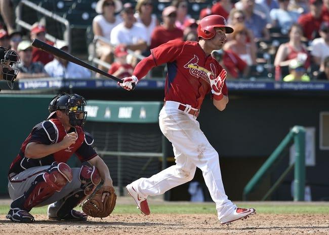 Cardinals vs. Braves - 7/25/15 MLB Pick, Odds, and Prediction