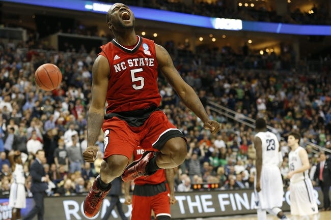 Louisville Cardinals vs. North Carolina State Wolfpack NCAA Tournament - 3/27/15 College Basketball Pick, Odds, and Prediction