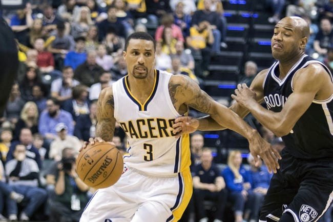 Pacers at Nets - 3/31/15 NBA Pick, Odds, and Prediction