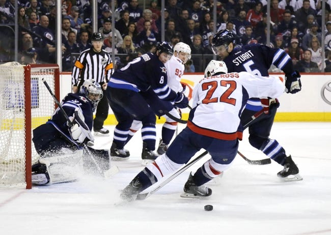 Washington Capitals vs. Winnipeg Jets - 11/25/15 NHL Pick, Odds, and Prediction