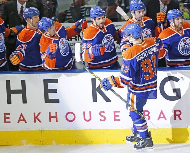 NHL | Winnipeg Jets (37-23-12) at Edmonton Oilers (20-39-13)