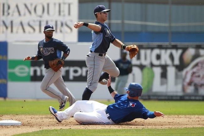 MLB | Tampa Bay Rays (3-3) at Toronto Blue Jays (4-2)