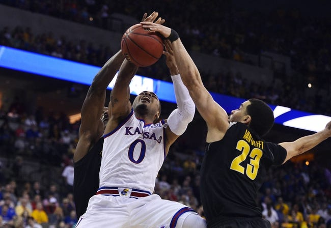 Kansas Jayhawks vs. Northern Colorado Bears - 11/13/15 College Basketball Pick, Odds, and Prediction