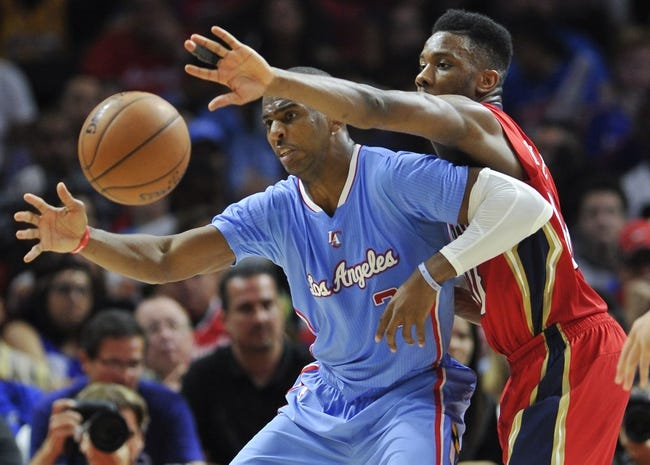 Clippers vs. Pelicans - 11/27/15 NBA Pick, Odds, and Prediction