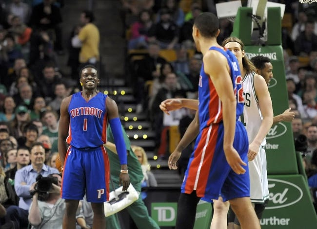 Pistons vs. Celtics - 4/8/15 NBA Pick, Odds, and Prediction