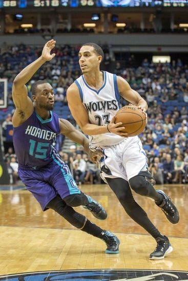 Minnesota Timberwolves vs. Charlotte Hornets - 11/10/15 NBA Pick, Odds, and Prediction