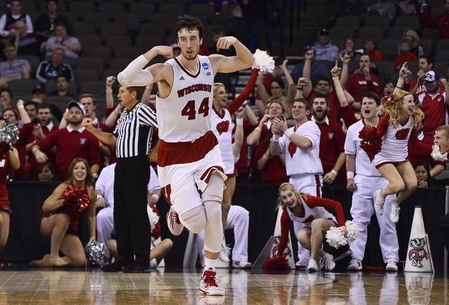 Wisconsin vs. North Carolina - 3/26/15 NCAA Tournament Pick, Odds, and Prediction