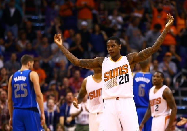 Dallas Mavericks vs. Phoenix Suns - 4/8/15 NBA Pick, Odds, and Prediction