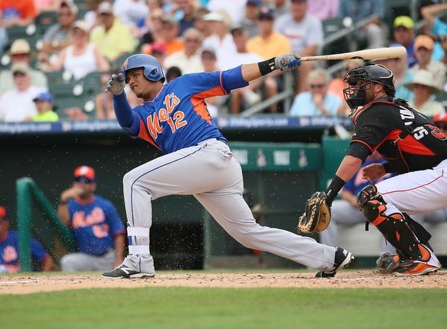 Marlins at Mets - 4/16/15 MLB Pick, Odds, and Prediction