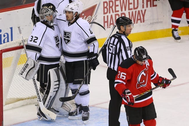 Devils vs. Kings - 2/14/16 NHL Pick, Odds, and Prediction