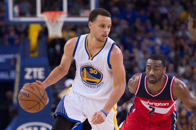 Wizards vs. Warriors - 2/3/16 NBA Pick, Odds, and Prediction