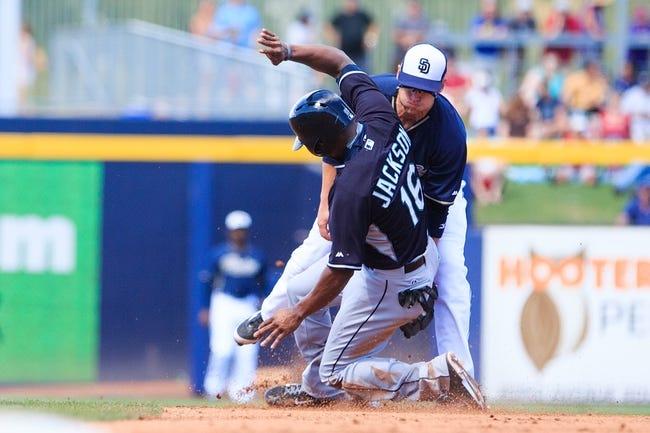 Padres at Mariners - 5/12/15 MLB Pick, Odds, and Prediction