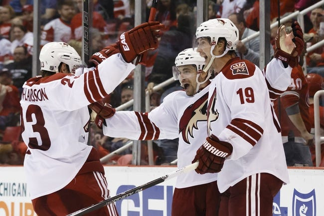 Coyotes vs. Sabres - 3/30/15 NHL Pick, Odds, and Prediction