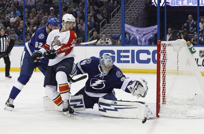 Panthers vs. Lightning - 4/4/15 NHL Pick, Odds, and Prediction